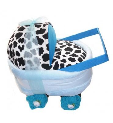 CARRO de pañales vaca