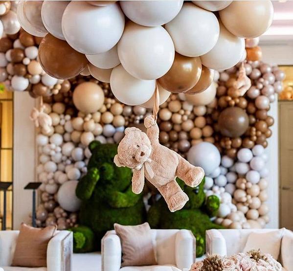 decoracion de globos para fiesta